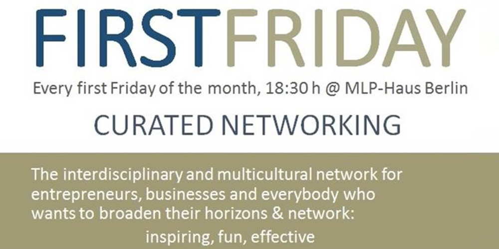 FIRSTFRIDAY NETWORK